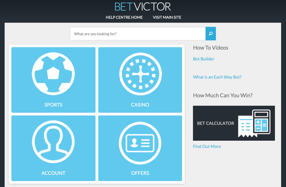 Betvictor Withdrawal