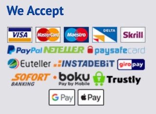 BoyleSports deposit options